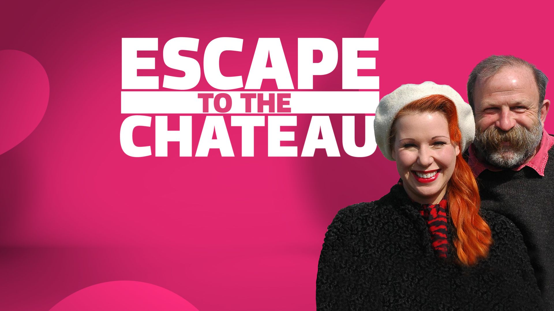 Watch Escape to the Chateau Season 3, Catch Up TV