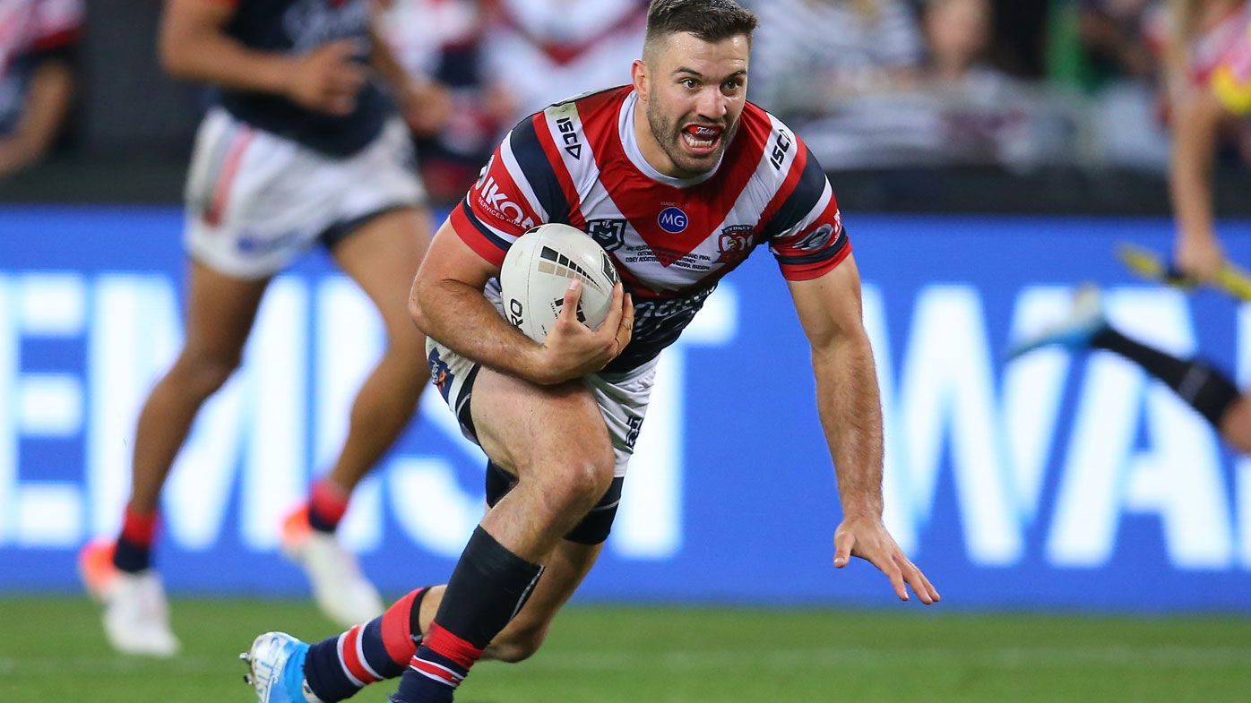 James Tedesco had a stellar year with the Roosters
