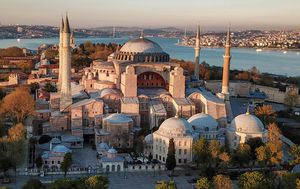 Turkey reconverts tourist icon Hagia Sophia into a mosque