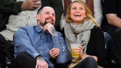Cameron Diaz and Benji Madden get married