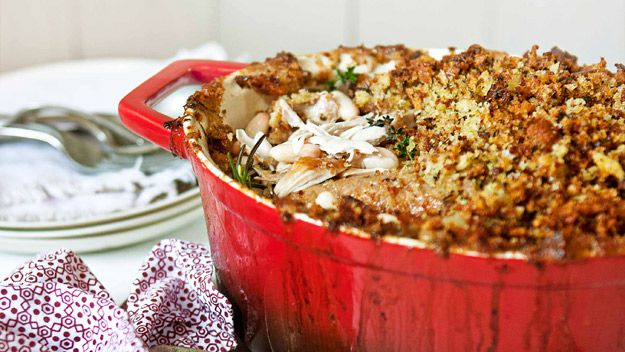 Chicken and pork cassoulet