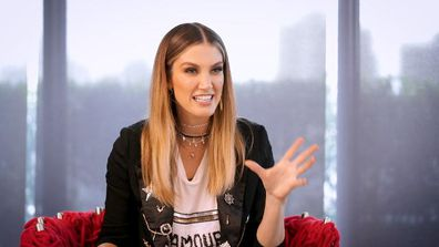 Delta Goodrem speaks out on The Voice Coaches feud
