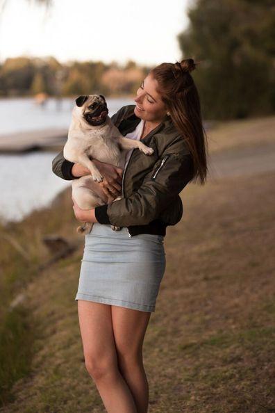 Tamara puppy