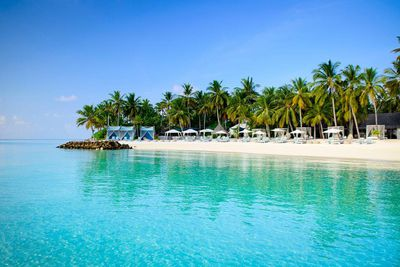 Beach Club One at Reethi Rah, Maldives