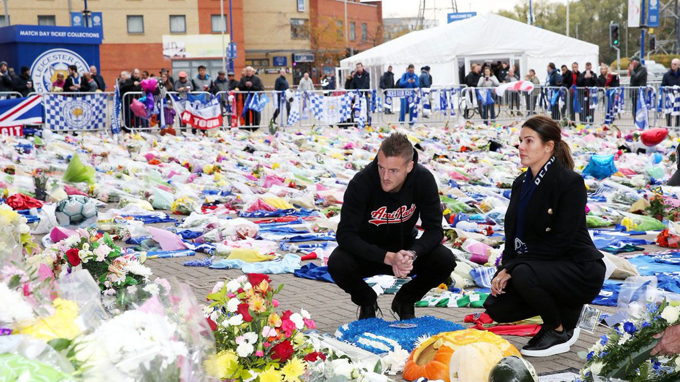 Leicester City 'numb' after owner's death: manager Claude Puel