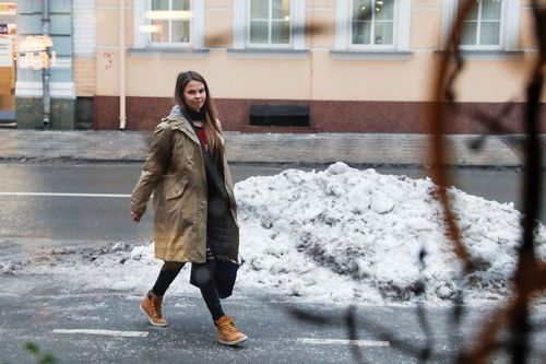 Anastasia Vashukevich fueled speculation around possible ties between Mr Trump and the Kremlin last year when she posted a video from a police van, saying she had 16 hours of audio and video proving ties between Russian officials and the Trump campaign that influenced the 2016 US elections.