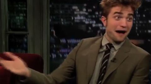 Robert Pattinson doesn't mince words when it comes to 'Twilight'.