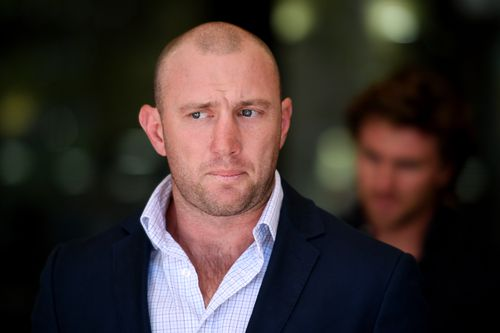 Ex-rugby sevens captain James Stannard said he was disappointed after a tourist was acquitted of committing grievous bodily harm against him.