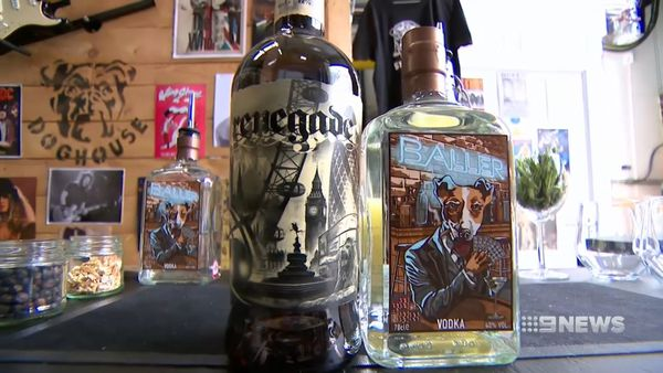 Australian couple at the forefront of worldwide gin comeback