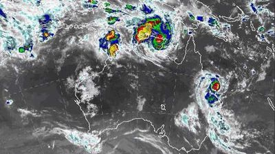 Cyclone Lam made landfall in the early hours of this morning. It has been moving inland across the Northern Territory as a category four storm, buffeting remote communities with winds of up to 260km/h.