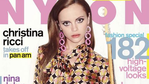 Christina Ricci is 'totally dieting' for her new TV show