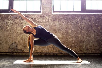 Yoga treats high blood pressure