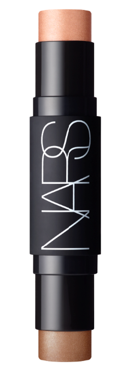 Just when you thought the iconic NARS Multiple sticks, which date back to 1996, couldn't get any better, these double ended variations happen. Use them on eyes, lips, cheeks, as a contour and highlighter, a bronzer and more. Small enough to cart around in your bag, easy enough to use on-the-go. Very hard to fault, particularly the Hot Sand/Laguna shade (pictured here).