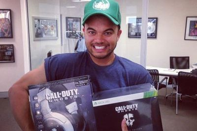 @guysebastian: This is a VERY good day. New COD Ghosts & new Turtle Beaches. <br/>Thanks @CallofDuty_ANZ<br/>