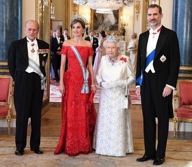 Duchess of Cambridge, Queen Maxima, Queen Letizia