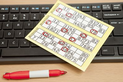 Online Bingo is fun for the whole family.
