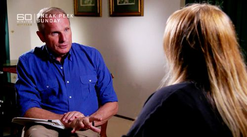"""""""He said 'this is rape' and dragged me by my hair inside the house."""" (60 Minutes)"""