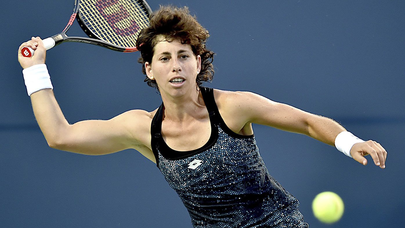 Carla Suarez Navarro, who withdrew from US Open, diagnosed with Hodgkin lymphoma