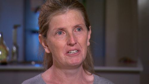 Mum Christina said the family was in a war against her son.