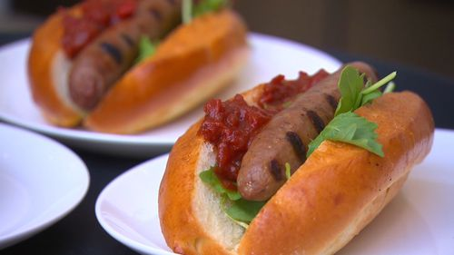 The offerings are expected to whet the appetite of any fussy eater. (9NEWS)