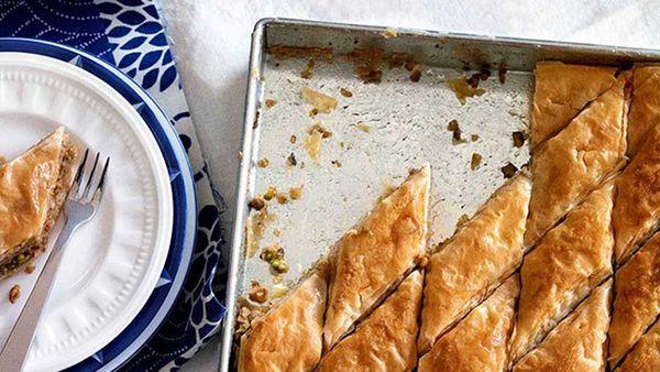 Baklava: Gourmet Traveller