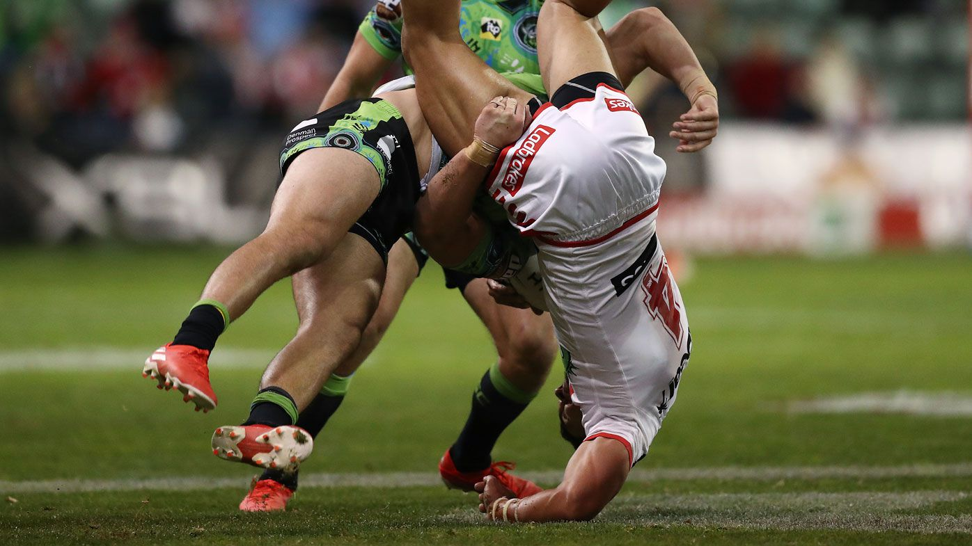 NRL: Nick Cotric pleads guilty, cops three-game ban over Lafai tackle