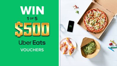Uber Eats newsletter competition.