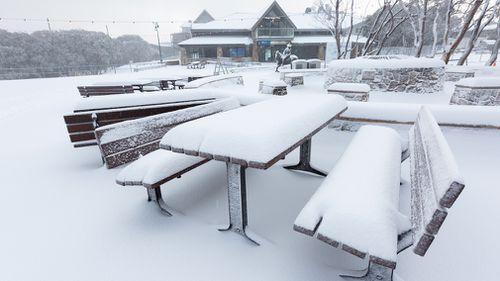 190527 Australia snowfall weather cold snap NSW Victoria ski fields