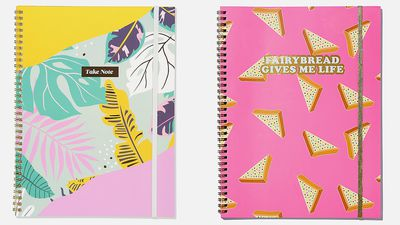 Inspirational notebooks
