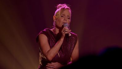 Shaynna Blaze performs at her gala event