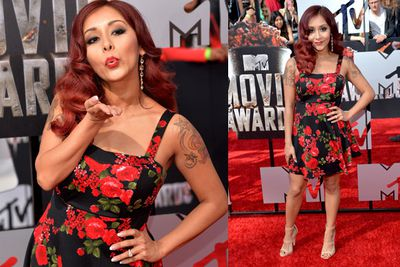 Wait...what film has Snooki been in?