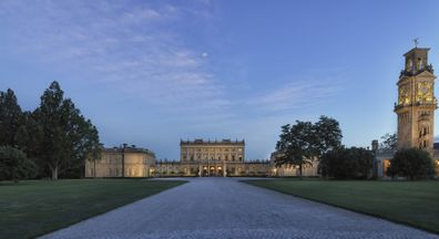 The Cliveden House Hotel.