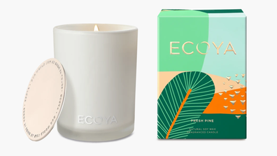 ECOYA Fresh Pine candle in Madison jar