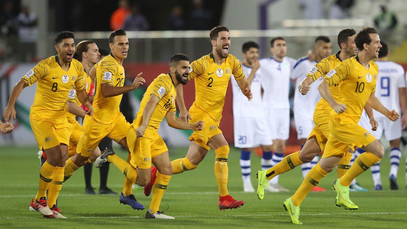 Mat Ryan, Mathew Leckie send Australia to Asian Cup quarter-finals on penalties