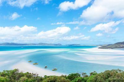 5. Whitsunday Island, the Whitsundays, QLD