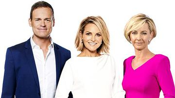 Today Show Nine Georgie Gardner 2019 panel co-host reveal