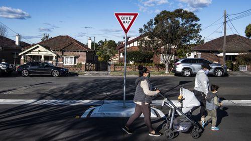 People in Earlwood in the Canterbury Bankstown LGA in Sydney.