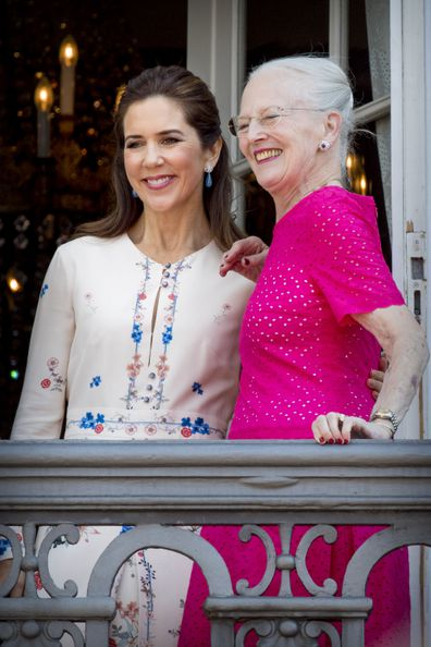 Queen Margrethe launches Advent Calendar as Danish royals begin Christmas celebrations
