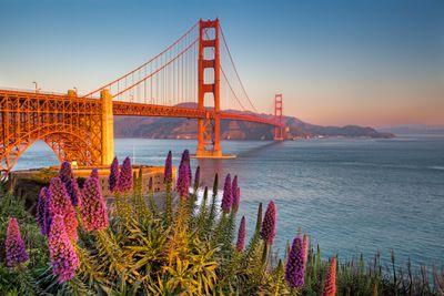 #6 The Golden Gate Bridge