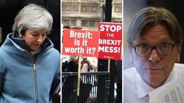 Brexit news United Kingdom Britain European Union divorce deal backstop negotiations