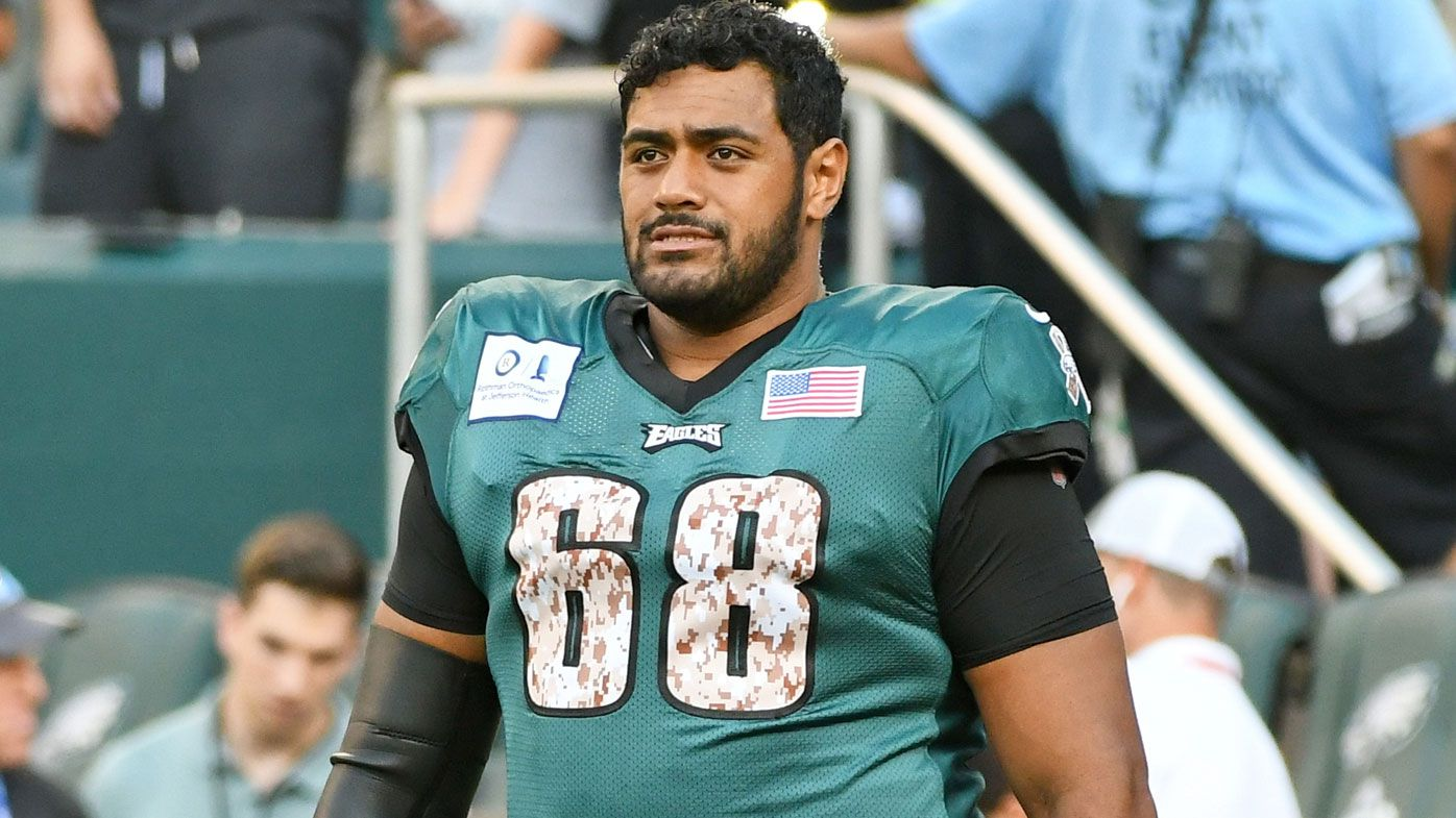 'Jordan Mailata is no longer the shiny new toy': Aussie NFL star gets mixed reviews
