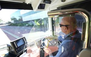 Electric bus fleet prompts safety fears in Sydney