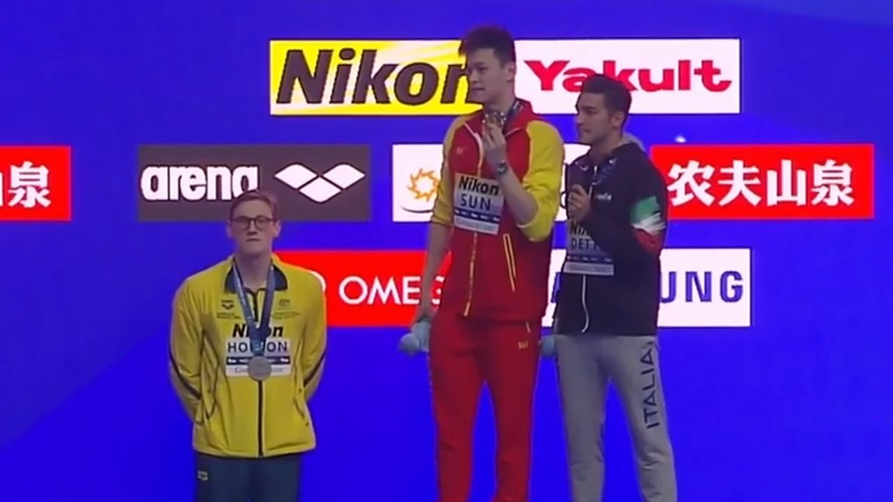 Mack Horton fails to qualify for 800m freestyle final ruling out another podium protest