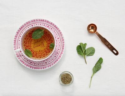 <strong>4. Make your own herbal tea</strong>
