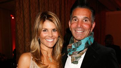 Actress Lori Loughlin, husband Mossimo Giannulli