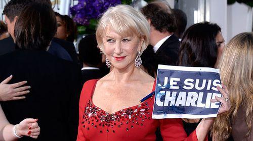 Helen Mirren is Charlie. (Getty)