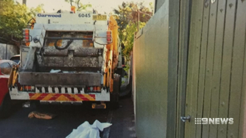 The rubbish in Sydney suburbs and the conditions garbage truck drivers have to work in were considered by the magistrate when making her decision today.