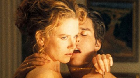 Nicole Kidman: I had to be 'coaxed' into <i>Eyes Wide Shut</i> sex scenes with Tom Cruise - but it didn't end our marriage
