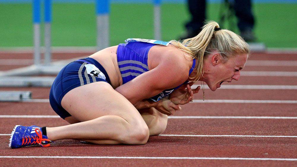 Pearson rises above 'hurtful' Rio doubters