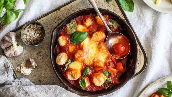 One pan gnocchi